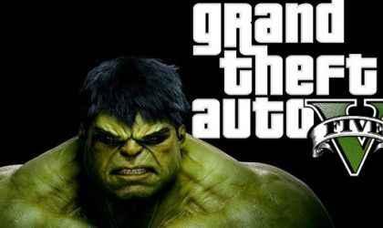 GTA 5 Hulk Modu İndir