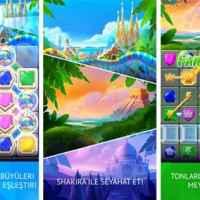Android İçin Şakira Bulmaca Oyunu – Love Rocks Shakira İndir