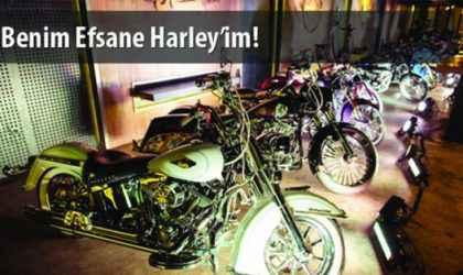 Türkiye'nin En İyi Harley Davidson Motorları