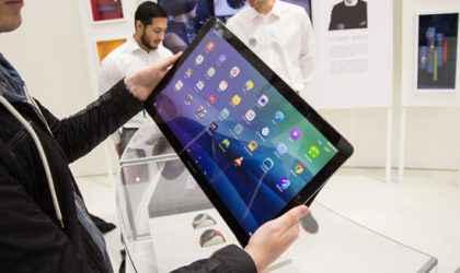 Büyük Ekranlı Tablet: Samsung Galaxy View Teknik Özellikleri ve Fiyatı