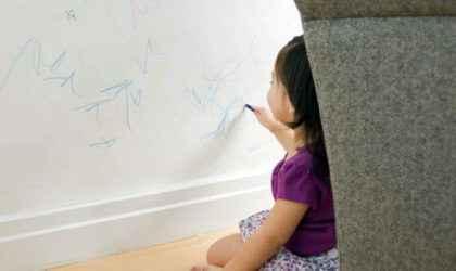 Tükenmez Kalem Lekesi Duvardan Nasıl Çıkar?