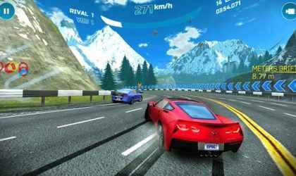 Android İçin Gameloft Araba Yarışı Oyunu – Asphalt Nitro İndir