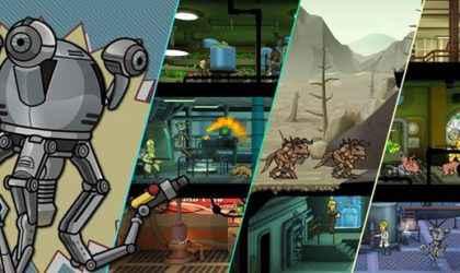 """2015 Yılın En İyi Android ve iOS Oyunu """"Fallout Shelter"""" Oldu!"""