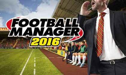 Football Manager 2016 İndir!