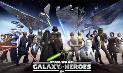 Android İçin Star Wars Galaxy of Heroes İndir!