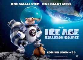 Buz Devri 5: Dünyalar Çarpışıyor Fragmanı İzle – Ice Age: Collision Course