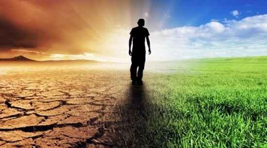 Küresel Isınmaya - İklim Değişikliği