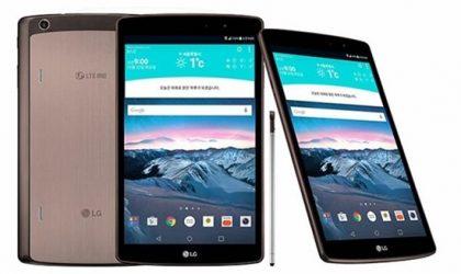 LG G Pad 2 Tanıtıldı! İşte LG G Pad 2 Teknik Özellikleri