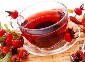 Bol Vitaminli Enfeksiyona İyi Gelen Çay: Kuşburnu Çayı Faydaları ve Kullanımı