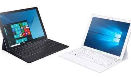 Hem Tablet Hem Laptop: Samsung Galaxy TabPro S Teknik Özellikleri