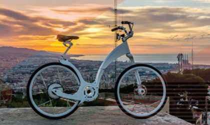 Katlanabilir Akıllı Elektrikli Bisiklet: Gi FlyBike Özellikleri ve Fiyatı