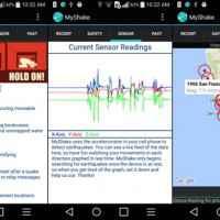 Android İçin Deprem Şiddetini Ölçme Uygulaması – MyShake İndir
