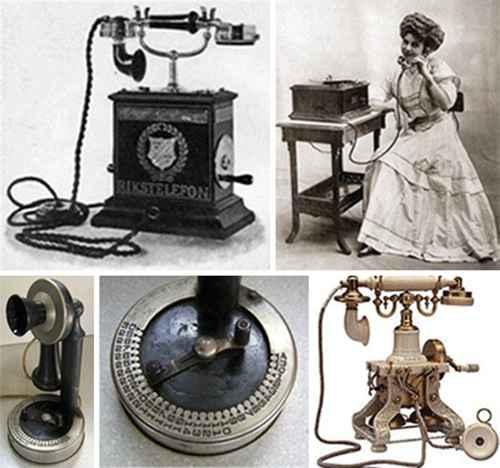 geçmişten günümüze telefon 1