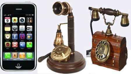 telefonun değişimi