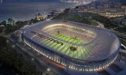 Beşiktaş Vodafone Arena'nın Açılış Tarihi Açıklandı! İşte Oynanacak İlk Maçlar