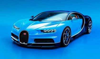 Dünyanın En Hızlı Otomobili: Bugatti Chiron Özellikleri ve Fiyatı