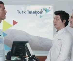 Türk Telekom Cristiano Ronaldo GİGA 4.5G Reklamı İzle