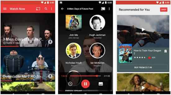 google play filmler