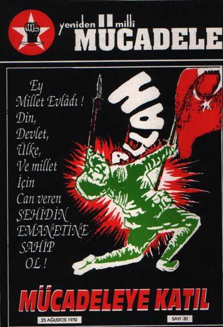 milli mücadele afişi 2