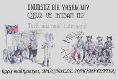 milli mücadele afişi 4