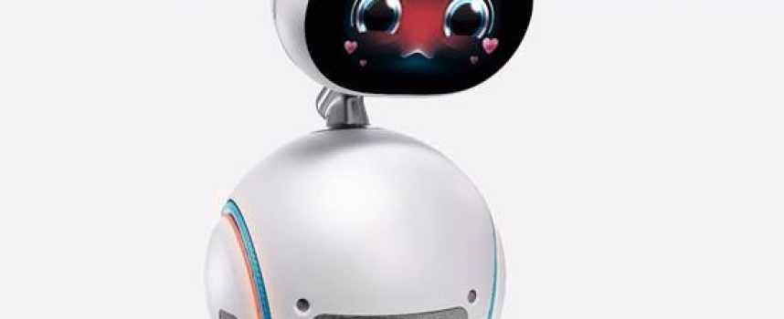 Ev Robotu Asus Zenbo Özellikleri ve Fiyatı