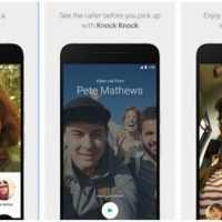 iOS ve Android İçin Google'dan Görüntülü Arama Uygulaması – Google Duo İndir