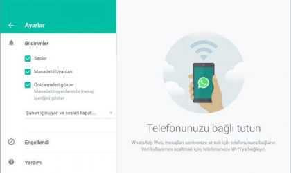 PC İçin WhatsApp Masaüstü Uygulaması Çıktı! WhatsApp İndir