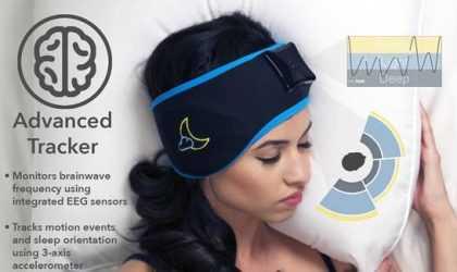 Uyku Sorunu Çekenler İçin Uyku Bandı – Sleep Shepherd: Blue Özellikleri ve Fiyatı