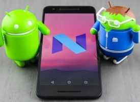 Android 7.0 Nougat Güncellemesi Alacak Telefonlar