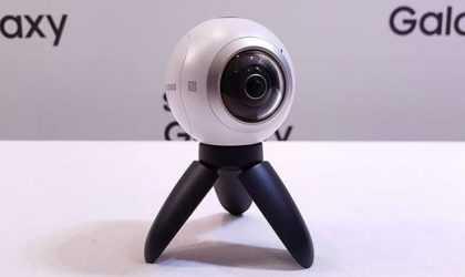Samsung Gear 360 Kamera Özellikleri ve Fiyatı