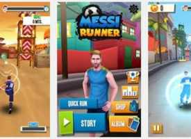 iPhone ve iPad İçin Messi Oyunu – Messi Runner İndir