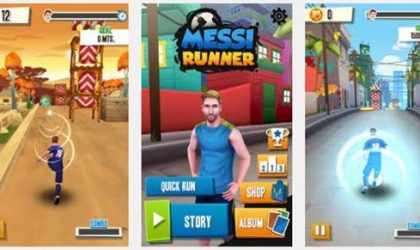 Android İçin Messi Oyunu – Messi Runner İndir