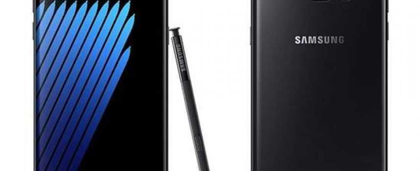 Samsung Galaxy Note 7 Teknik Özellikleri ve Türkiye Fiyatı