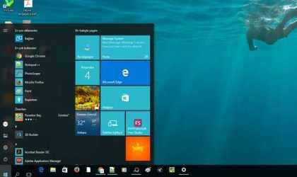 Windows 10 Anniversary Update İndir (Windows 10 Yıl Dönümü Güncellemesi)
