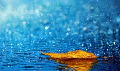 Yağmurun Düşme Hızı – Yağmur Damlalarının Hızı Ne Kadardır?