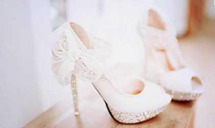 En Güzel Gelin Ayakkabısı Modelleri (Foto Galeri)
