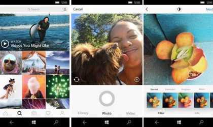 Windows 10 PC İçin Instagram Çıktı! Hemen İndirin