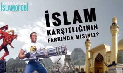 Devlet Tarafından İslam Karşıtı Oyunlar İçin İslamofobi Sitesi Açıldı!