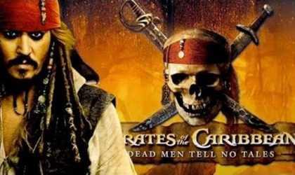 Karayip Korsanları 5: Ölü Adamlar Masal Anlatmaz Fragmanı Çıktı!