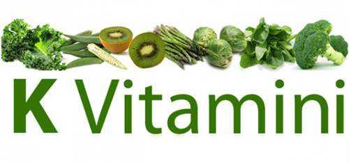 K Vitamini Nelerde Bulunur? K Vitamini Faydaları ve Eksikliği