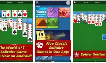 Android ve iPhone İçin Microsoft Solitaire Collection İndir!