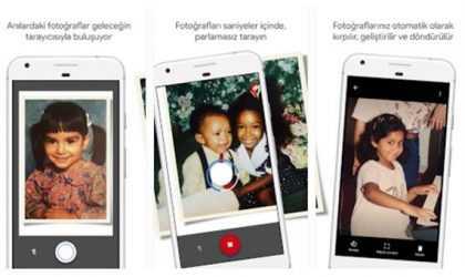 Android ve iPhone İçin Fotoğraf Tarama Uygulaması – PhotoScan İndir