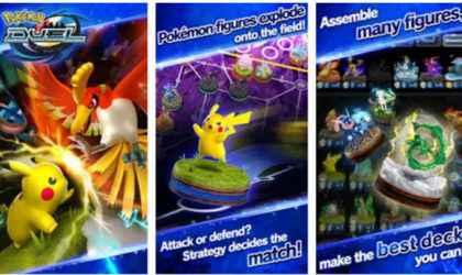 iOS ve Android İçin Yeni Pokemon Oyunu – Pokemon Duel İndir