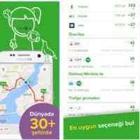 Android ve iOS İçin İstanbul Toplu Taşıma Uygulaması – Citymapper İndir