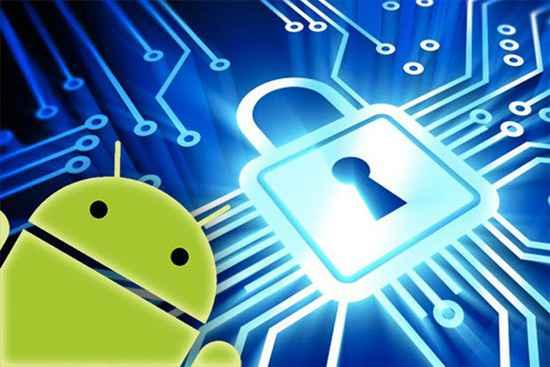android güvenlik kilit