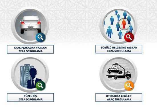egm trafik cezası sorgulama 2