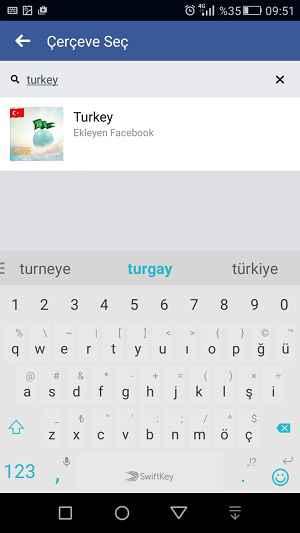 facebook prfil fotoğrafına türk bayrağı ekleme 3