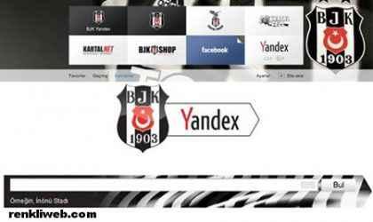 Yandex Beşiktaş'ı Nasıl İndirebilirim?