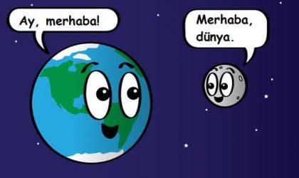 Ay ne kadar uzakta? Ay dünyadan ne kadar uzak mesafede?