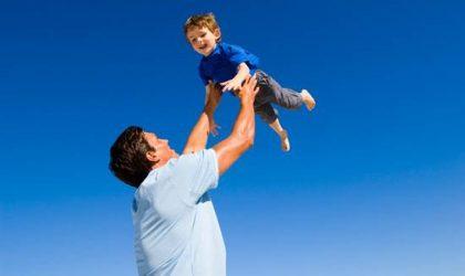 Babayla Vakit Geçiren Çocuklar Daha Zeki Oluyor!